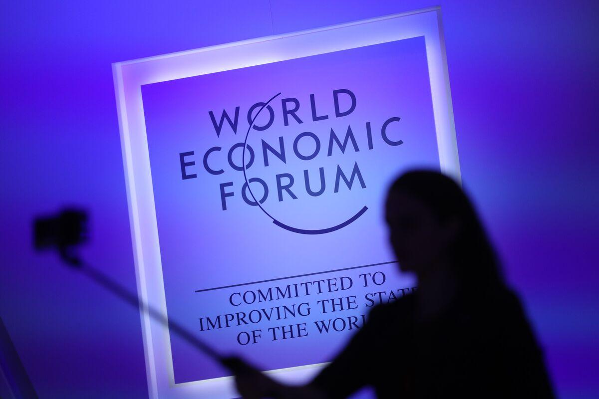 The Trump Bump Gives Way to Fears of a Trump Slump at Davos
