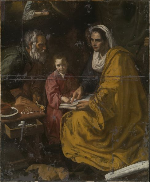``The Education of the Virgin''