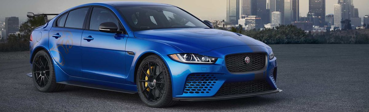 Jaguar's Project 8 Sedan Costs a Lot of Money to Look This Cheap