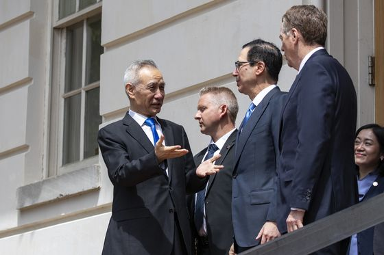 China, U.S. Divided on Tariff Removal, Purchase Plans, Liu Says