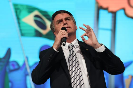 Brazil's Firebrand Candidate Gets Party Endorsement for Top Job