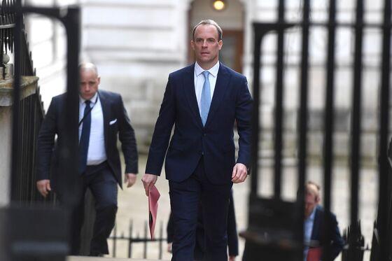 Boris Johnson's Stand-In as U.K. Premier Is a Blunt Former Lawyer
