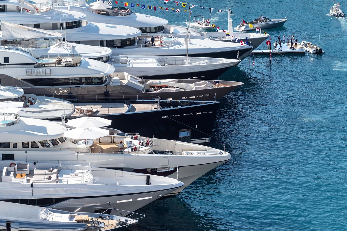 Where the Yachts Are: Friday Yacht Tracker