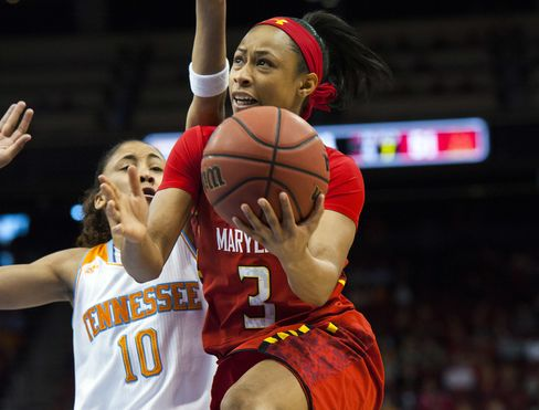 Maryland Defeats Tennessee