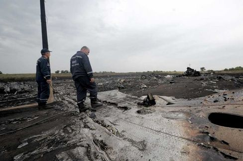The Malaysia Air Crash: The Finger-Pointing Doesn't Stop