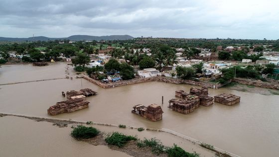 Armed Forces Join Rescue Efforts as India Flood Death Toll Rises
