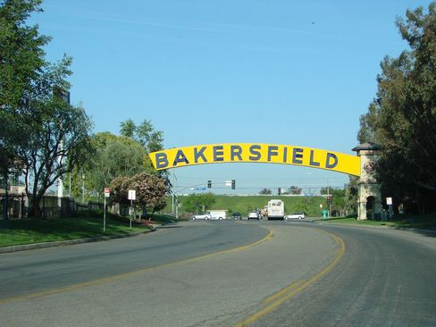 Data show that the millennial population in Bakersfield, Calif., has grown nearly 40 percent in recent years.