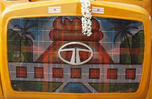 A Tata Motors truck