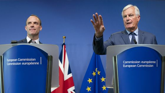 Barnier Warns Irish Backstop Deal Is Urgent to Unlock Brexit