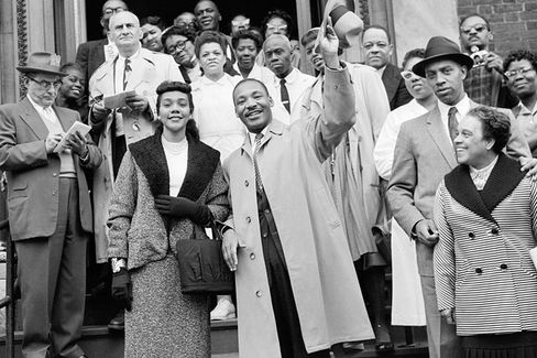 Would Martin Luther King Jr. Really Have Hated Obamacare?