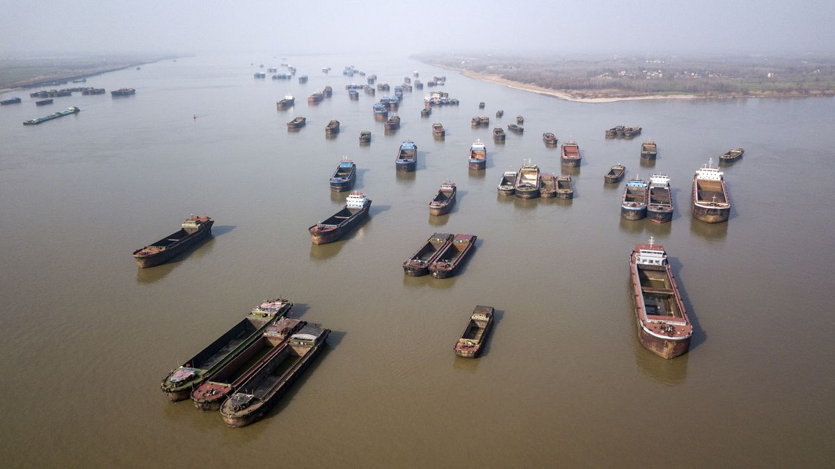 China Plans Infrastructure Boom for Yangtze River Delta
