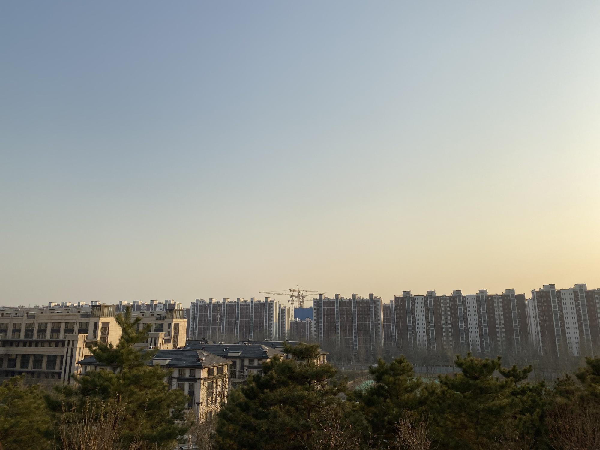 Những căn chung cư giá rẻ mọc san sát nhau ở Bắc Kinh
