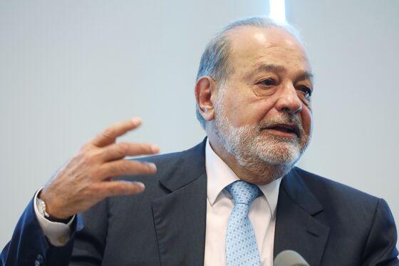 Slim to Break Mexico Stock Drought With $1.4 Billion Sale