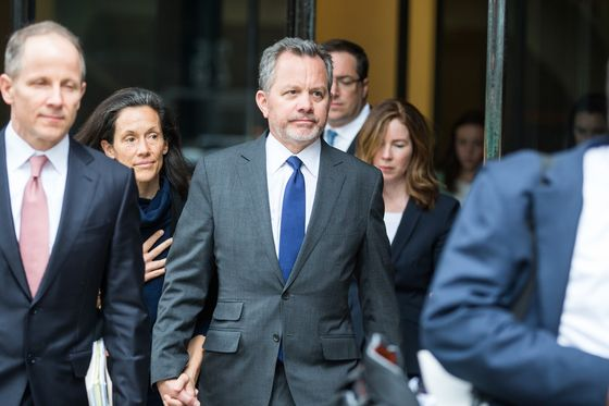 Ex-TPG Executive McGlashan Pleads Guilty in College Scandal