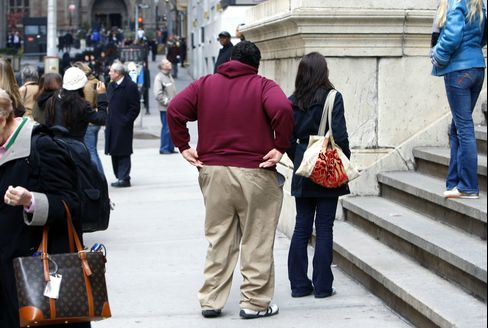 More Than 40% of U.S. May Be Obese by 2030, Study Says