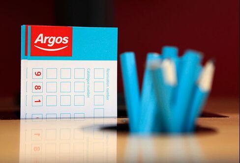 ARGOS HOME RETAIL
