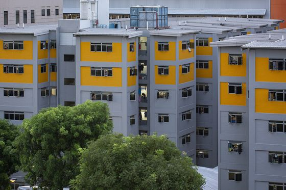 Singapore Finds New Virus Clusters in Cleared Worker Dorms