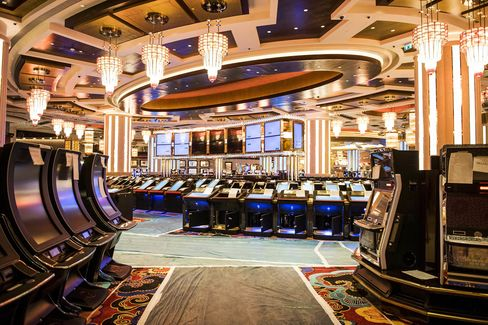 Melco Crown Entertainment Ltd. Studio City Pre-Opening Tour And News Conference