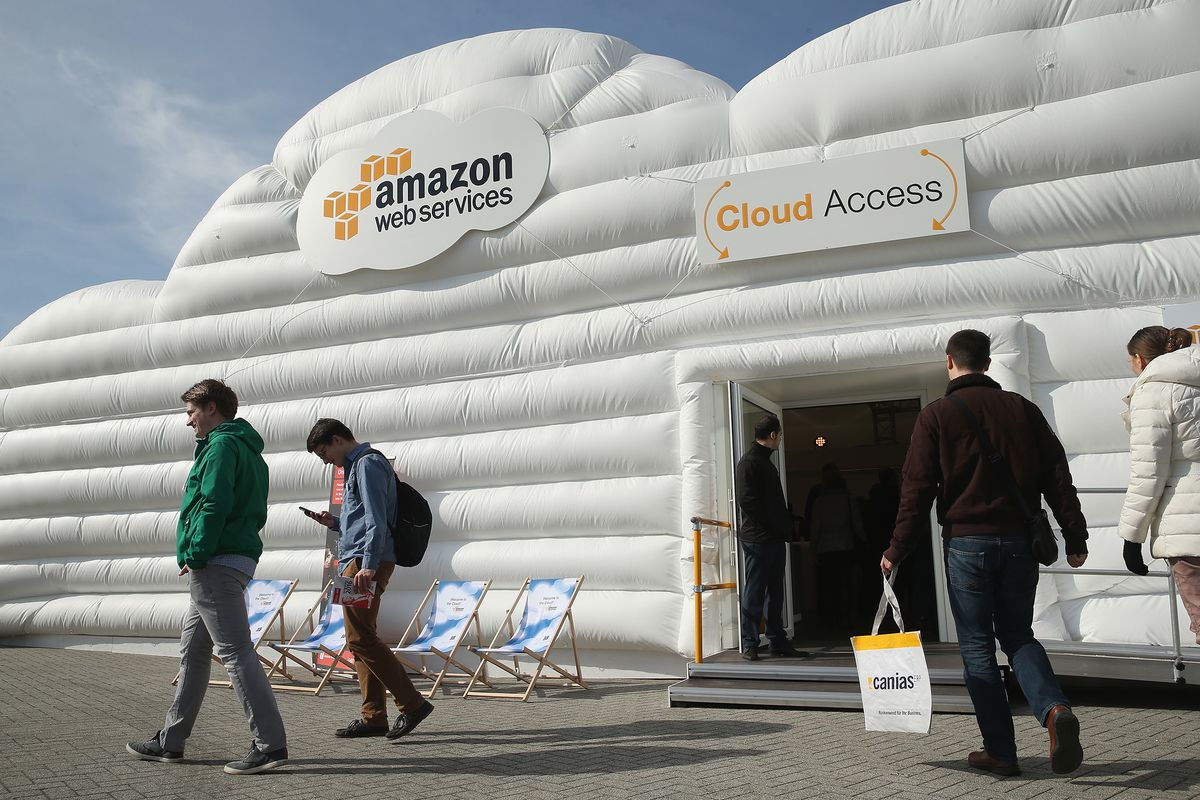 Amazon Faces Widening U.S. Antitrust Scrutiny in Cloud Business