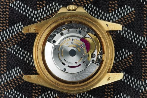 The guts of this GMT are identical to those in its steel cousins.
