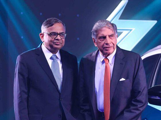 Tata Mulls Leadership Makeover of $106 Billion Indian Empire