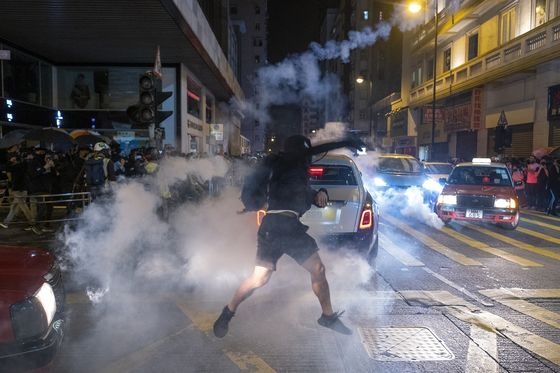 U.S. Lawmakers Nominate Hong Kong Protesters for Nobel Prize