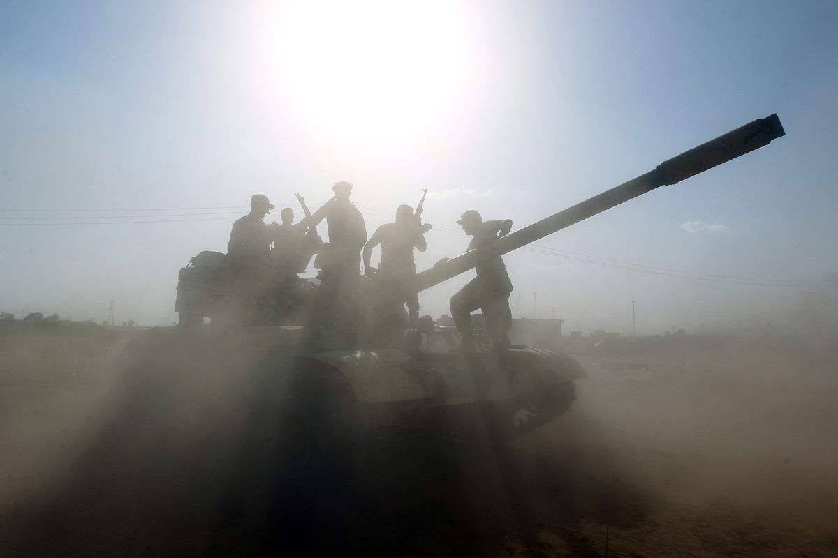 Siemens, Orascom Restoring Iraqi Gas Plant Crippled by Islamist Insurgents