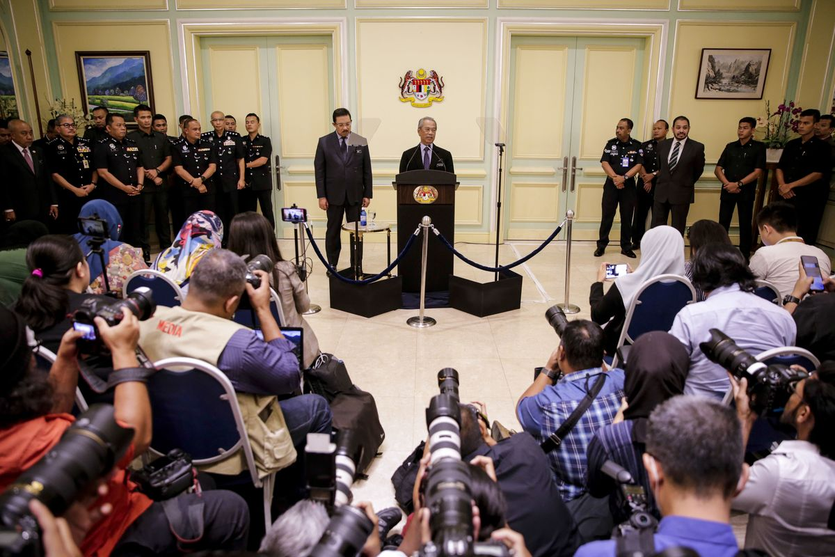 Malaysia's Embattled Prime Minister Retains Support of Key Ally