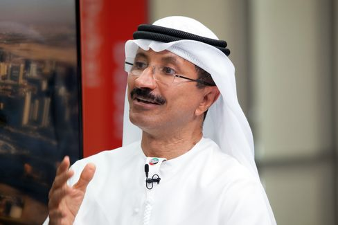 Sultan bin Sulayem interviewed on May 1.