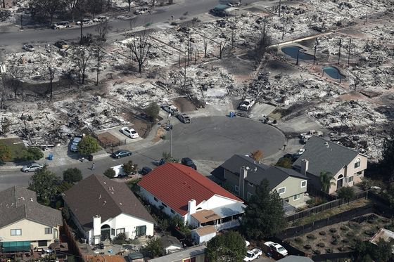 PG&E's Exoneration From Fire Seen as Too Little, Too Late