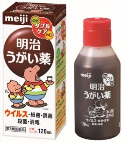 Meiji Co. Mouthwash