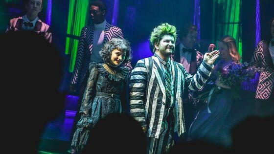 Broadway's Big New Smash Is the Jokebox Musical