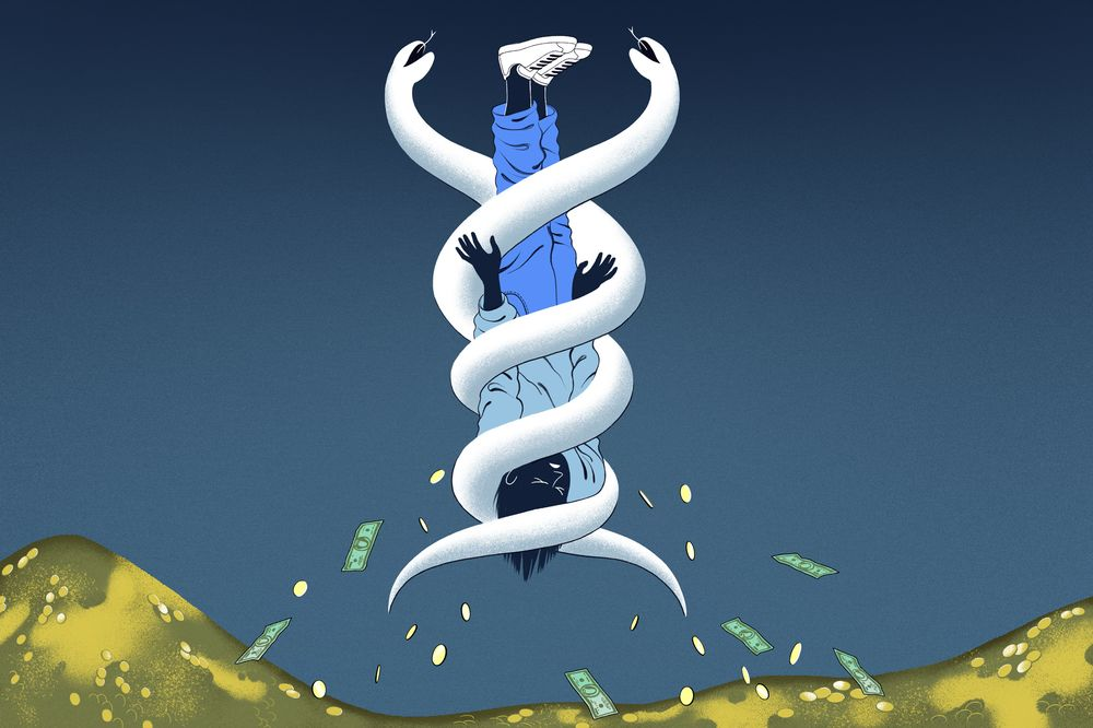 what it s like living without health insurance in america bloomberg