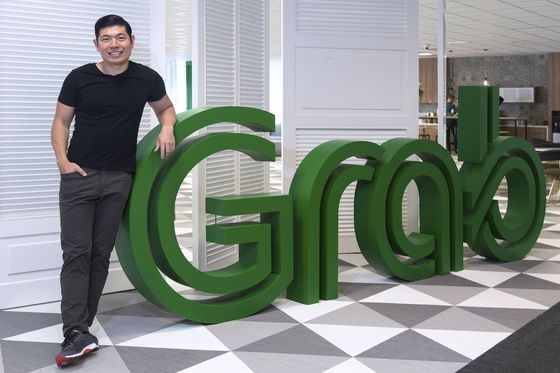 Grab Wants to Build a Tencent-Like Super-App to Rival Go-Jek