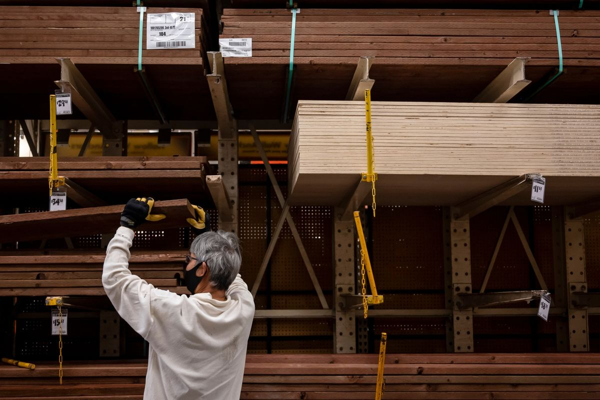 Why the Price of Lumber Has Soared Day After Day After Day thumbnail