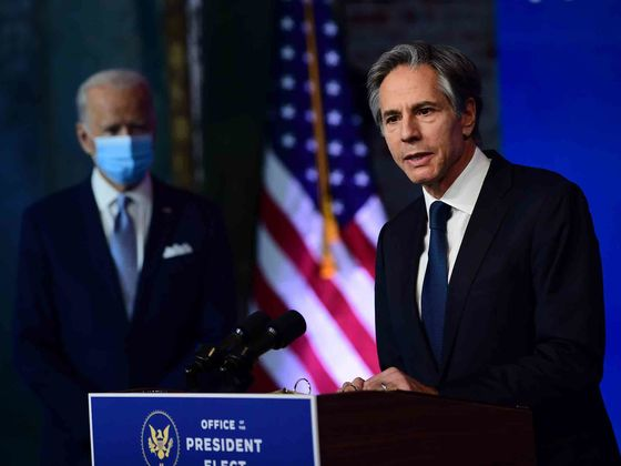 Blinken Says U.S. Still 'Long Way' From Stronger Iran Deal