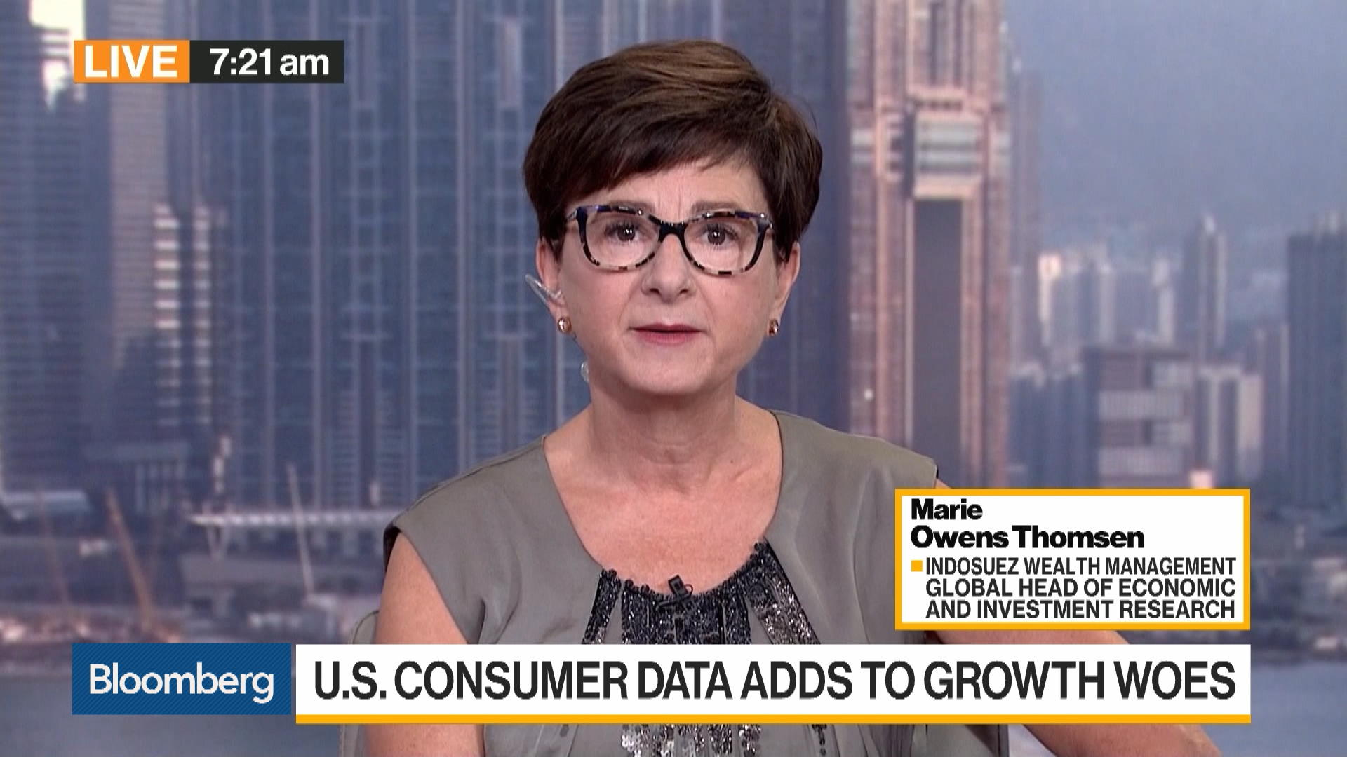 Indosuez Economic and Investment Research Head Marie Owens Thomsen on U.S.-China Trade