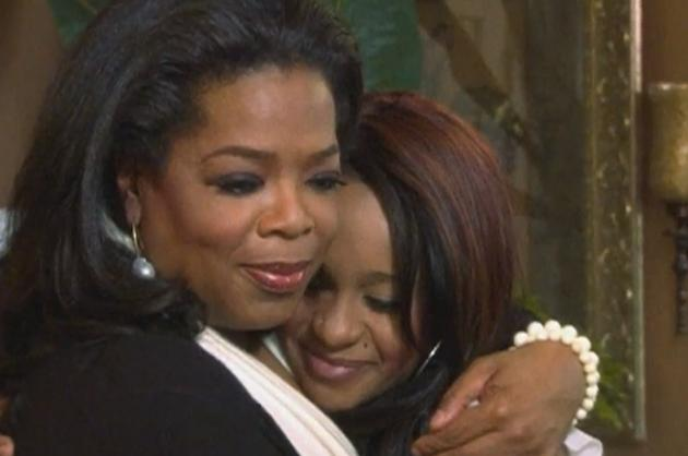 Whitney Houston's family