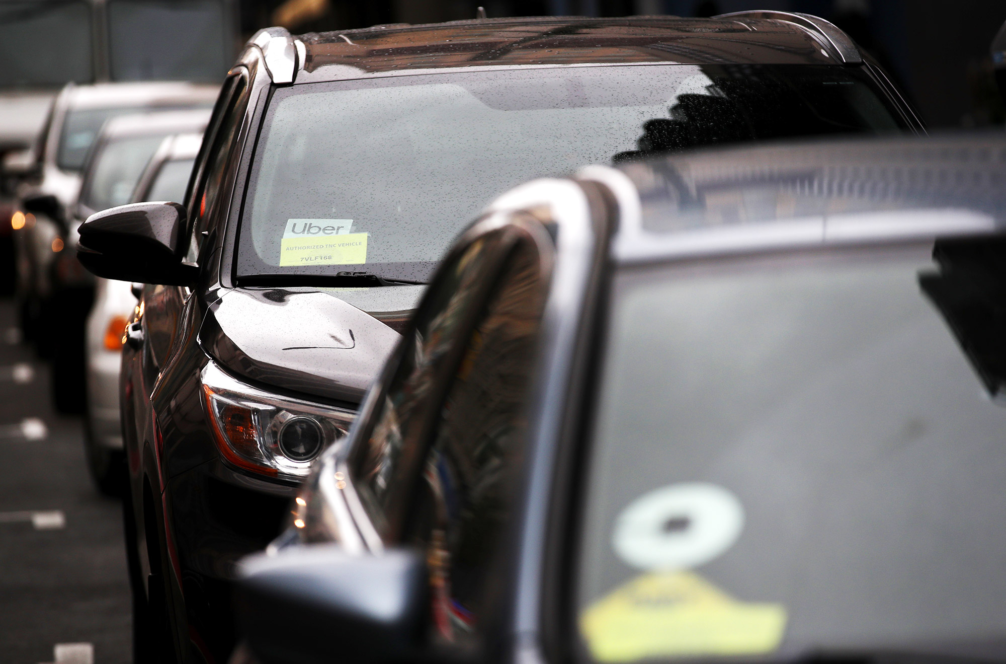 Uber Argues Driver Names Are 'Closely Guarded Trade Secrets