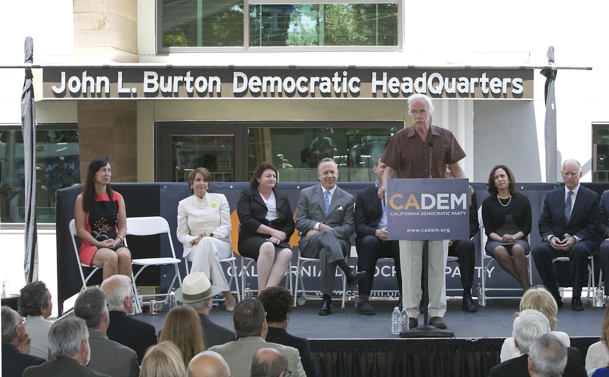 Two Charged in Plot to Blow Up California Democratic Headquarters
