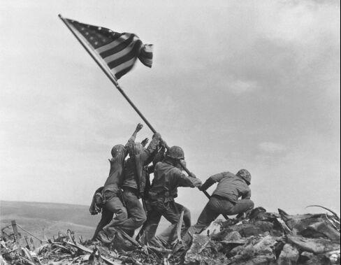 Iwo Jima Photo Identities