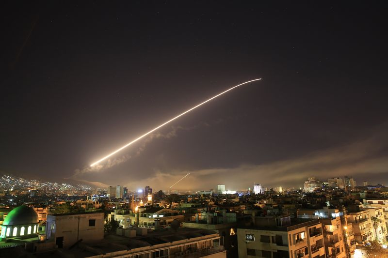 Trump Says Mission Accomplished With Syria Strike Unanswered – Trending Stuff