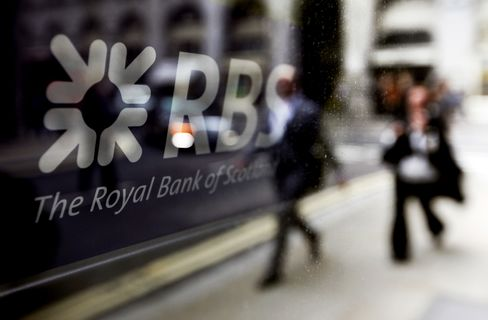 RBS Branches Said to Attract New Suitor as AnaCap Considers Bid