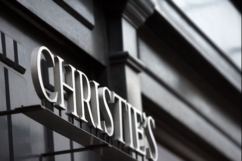 Christie's in London