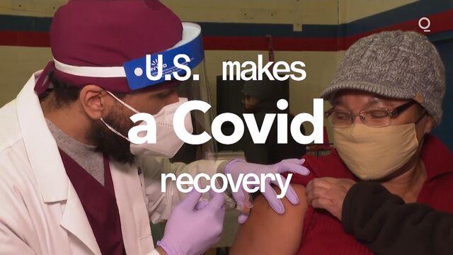 U.S. Makes Covid Comeback