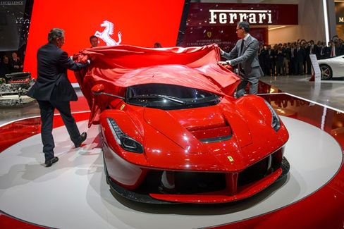 Ferrari Cuts Sports Car Production to Enhance Exclusivity