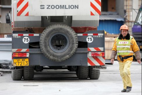 Zoomlion Says It's Checking Data After Report Questioning Sales