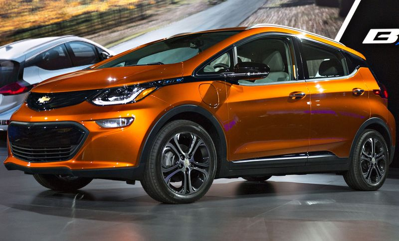 2017 chevrolet bolt ev general motors
