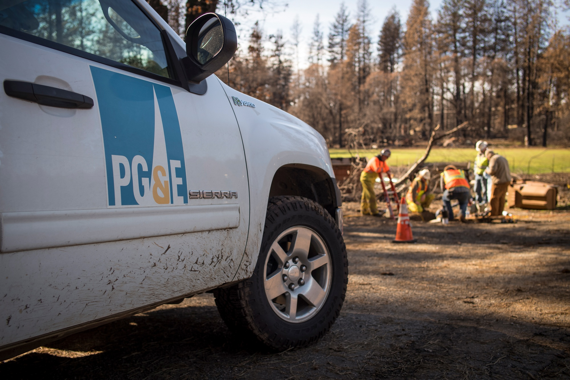PG&E Is Said to Discuss New Board Appointments With