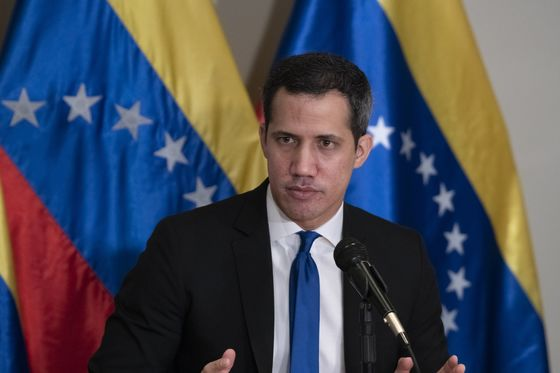 Venezuela's Guaido Taps $152 Million of Frozen Funds in the U.S.